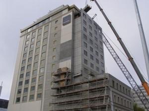 クライストチャーチ ノボテルホテル