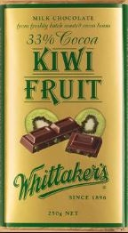 ウィッタッカーズ板チョコキウィフルーツ入り