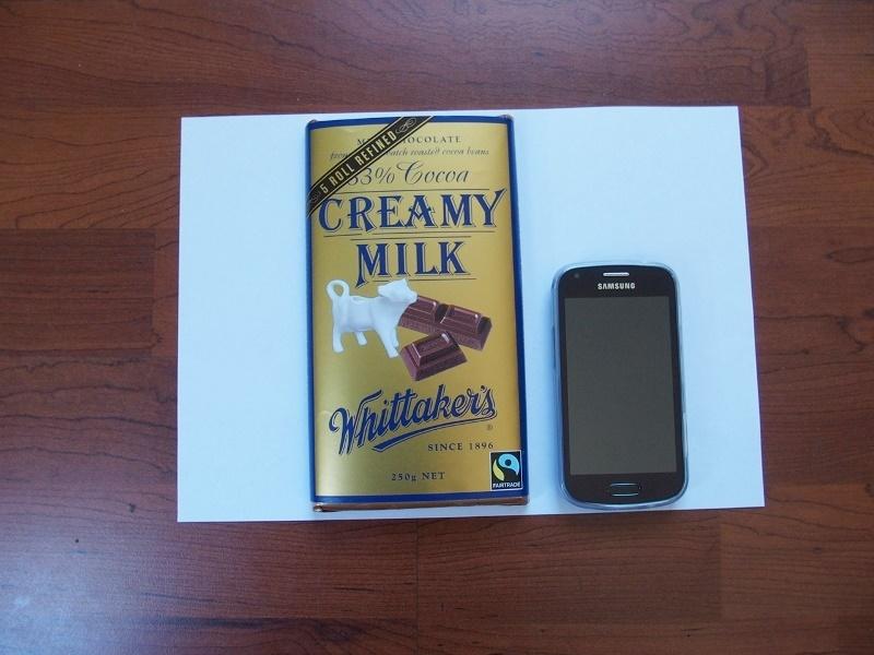 ウィッタッカーズチョコレート
