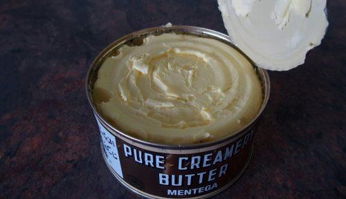 NZ産バターgolden churn butter