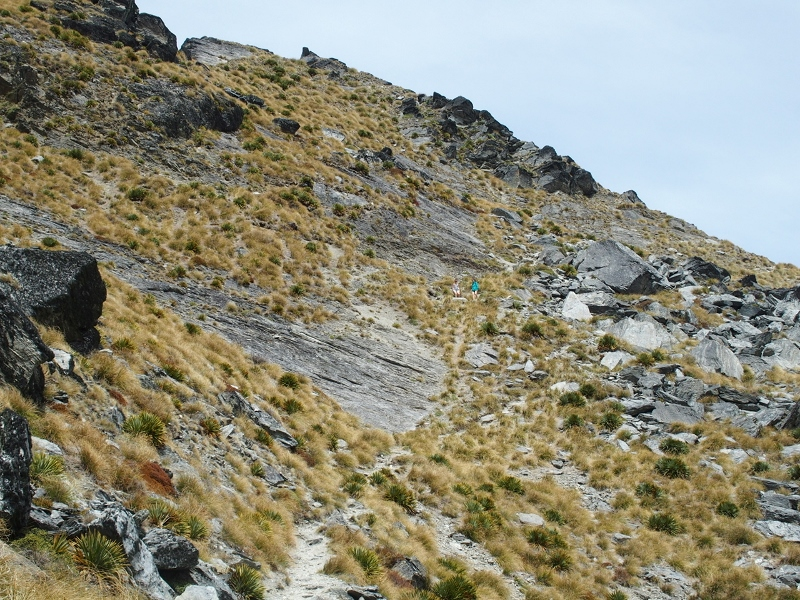 ベンロモンド山トレッキング