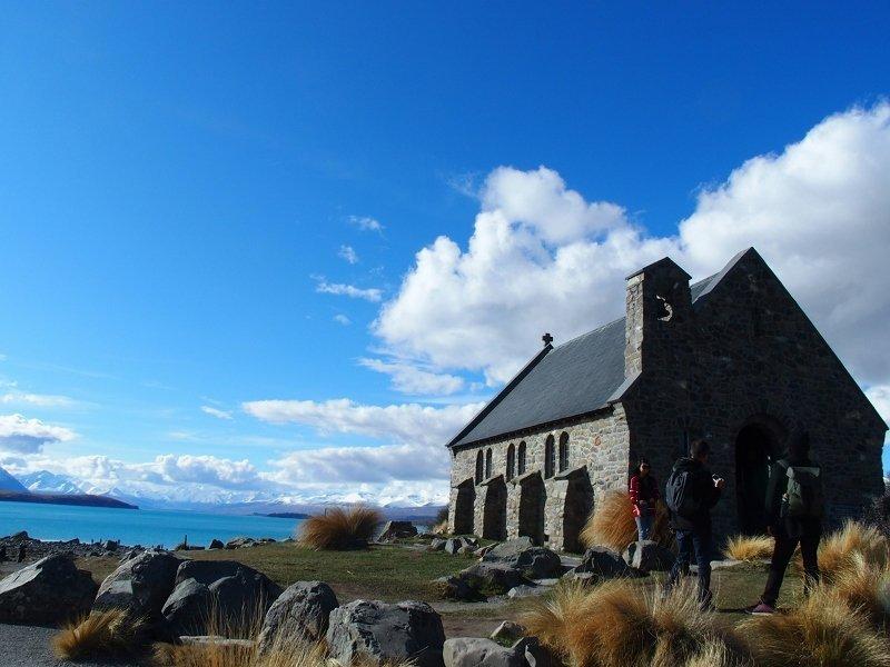 テカポ良き羊飼いの教会