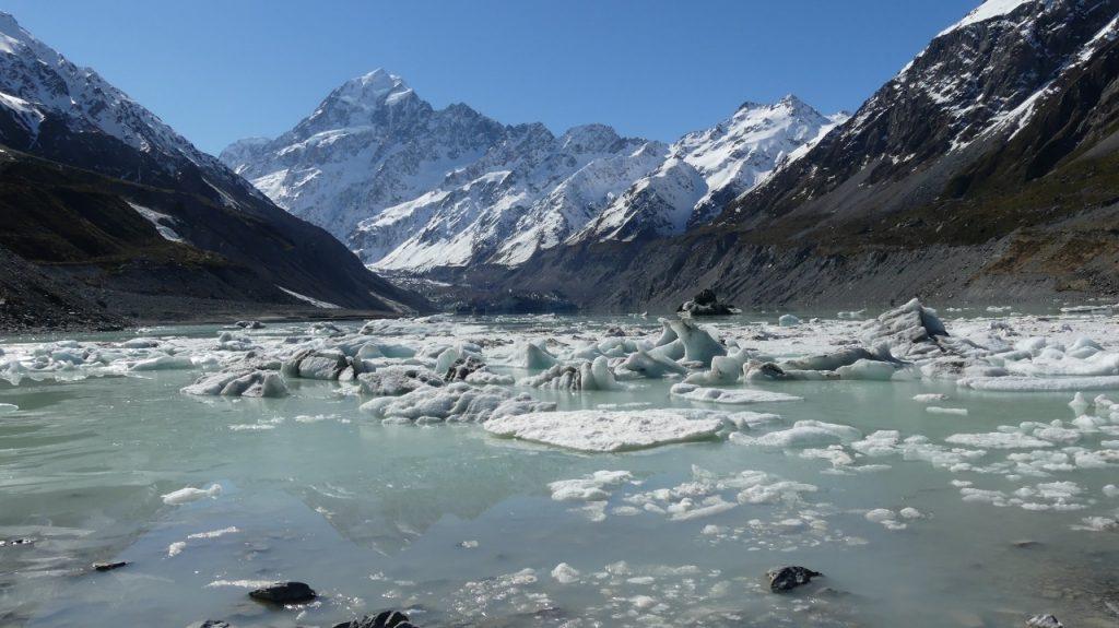 9月3日フッカーバレートラックフッカー氷河湖