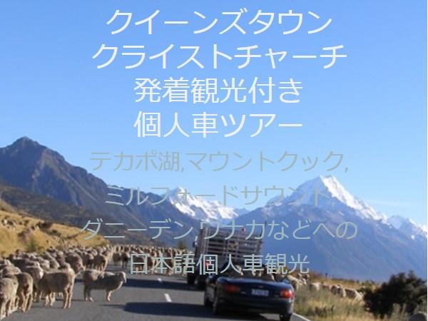 NZブリーズ個人車移動ツアーページ