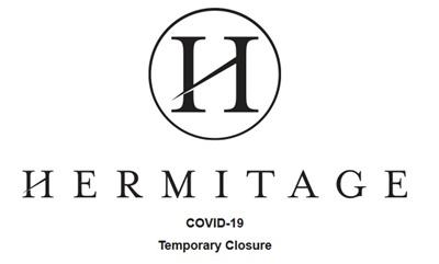 ハーミテージホテル3月25日から閉鎖