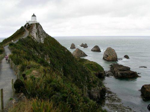 ナゲットポイント灯台