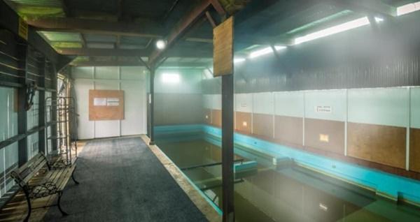 トゥランギOasisMotelHolidayParkの温泉施設