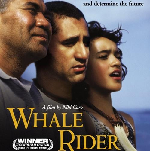 クリフカーティスクジラの島の少女